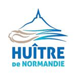 Logo Huître de Normandie
